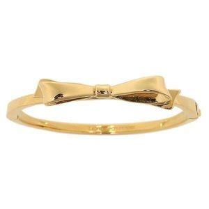 KATE SPADE • Love Notes Take A Bow Bangle Bracelet